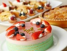 天王洲 第一ホテル東京シーフォートにて、シェフ『おすすめランチ』または『春のデザート』をお楽しみいただきます!(※写真は、イメージです)