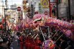 横浜中華街で「春節」を体験!