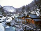 美しい自然と楽しむ、贅沢「雪見風呂」