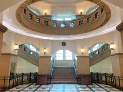ゆかしの杜 中央ホール