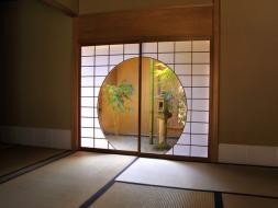 まるで京都にいるかのような一条恵観山荘の庭園